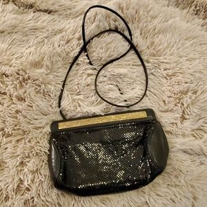 Beautiful vintage Whiting & Davis purse